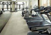 بهداشت رختکن در سالن های ورزشی