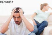 بعد از مشاجره با همسر