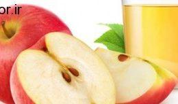 آب سیب و استفاده از آن