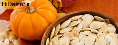 دانه های روغنی مفید برای سلامتی