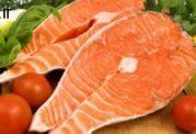 مصرف ماهی سالمون با این مواد خوراکی
