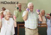 ورزش و رفع افسردگی پس از بیماری قلبی