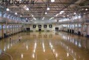 ویژگی های ساختمان سالن های ورزشی