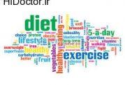 توصیه های غذایی به  ورزشکاران
