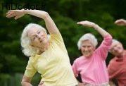 شدت تمرین در ورزش سالمندان