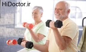 تواتر تمرین ورزش سالمندان