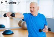 نوع فعالیت سالمندان
