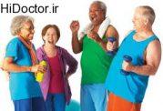 فواید و اهمیت پیاده روی برای سالمندان