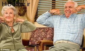 خطر فعالیت های ورزشی در سالمندان