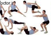 میزان استاندارد ورزش برای لاغری