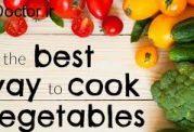 آشپزی با سبزی