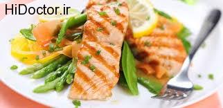 با منوی غذای دریایی از حافظه خود مراقبت کنید