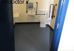 سرویس های بهداشتی در اماکن و سالن های ورزشی