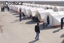 بهداشت اردوگاه های ورزشی