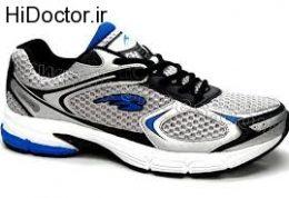پاشنه کفش ورزشی