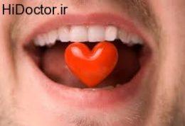 سلامتی قلب و عروق  و مراقبت از دندانها و لثه ها