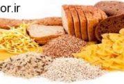 مصرف کربوهیدرات ها در رژیم غذایی ورزشکاران