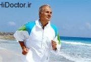 قدرت  عضلات بر اثر پیری