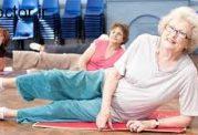 از دست رفتن عضلات  در دوران سالمندی