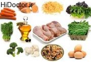 حساسیت های آلرژیک با استفاده از این نوع مواد غذایی