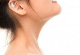 حفاظت از پوست گردن