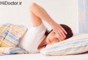 دلایل مهم برای تعریق در زمان خواب