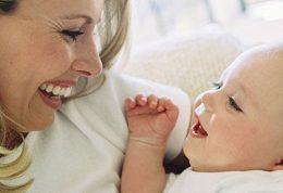 تشخیص صدای مادر توسط نوزاد