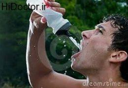 توانایی بدن برای تبخیر عرق  در فعالیت ورزشی