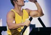 جذب مایعات و تمرین ورزشی