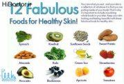 مراقبت از پوست در برابر گرما با این خوراکی ها