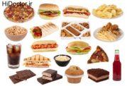 در مورد خوردنی های فرآوری شده بیشتر بدانید