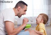 چاقی پدران و بیمار شدن فرزندان