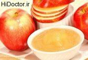 یک دنیا خاصیت درمانی برای فالوده سیب