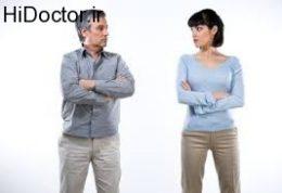 کنترل عصبانیت همسر با مهر و محبت