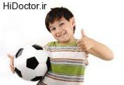 خردسالان بیش فعال و بهره مندی از ورزش