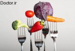 استفاده بیش از حد از مواد غذایی سالم