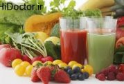 فایده های آبمیوه های مختلف
