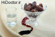 میان وعده مناسب برای ماه رمضان