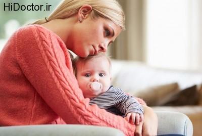 خطر مرگ برای تازه مادران افسرده