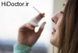 سیگار و تخریب پوست و مو