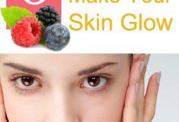 درخشندگی پوست با این عوامل خوراکی