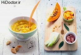 کمک به اطفال کم وزن با این غذاها