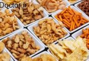 خوراکی های مضر برای سفر