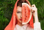 هندوانه و تاثیر آن در زیبایی