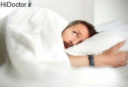 پدید آمدن اختلالات خواب با این عوامل
