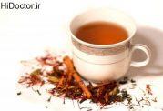 فوت و فن تهیه چای زعفرانی