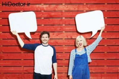 عادات رایج در سخن گفتن میان زنان