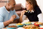با تغذیه سالم عارضه های جنسی خود را برطرف کنید