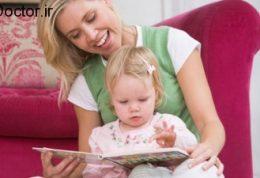 علاقه اطفال به  قصه خوانی