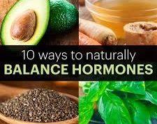 تغذیه برای ایجاد تعادل در هورمون های مردانه